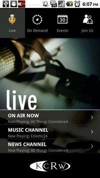 KCRW电台