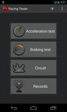 Racing Tester