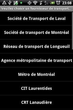 运输蒙特利尔