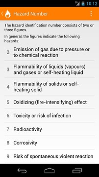 Dangerous Goods Manual