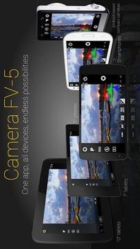 CameraFV-5专业相机
