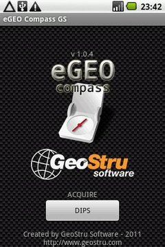 eGEO Compass GS by GeoStru