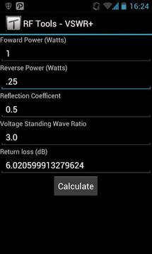 RF工具 - VSWR+
