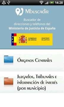 Directorio Ministerio Justicia