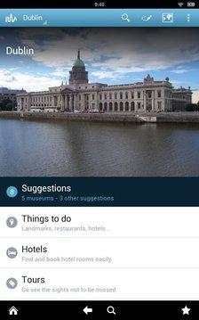 都柏林旅游指南