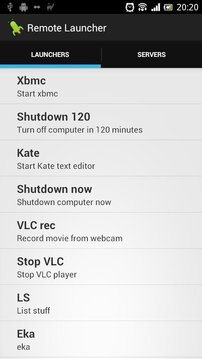 安卓远程启动服务器