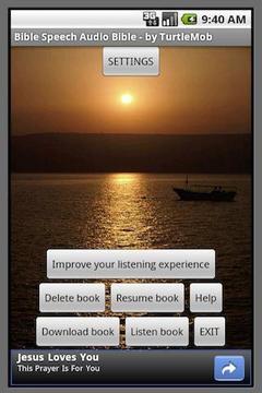 Audio Bible in English