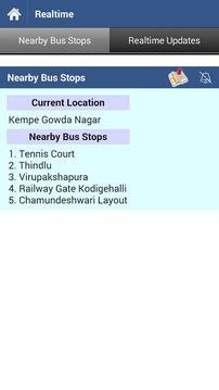Bangalore BMTC Info