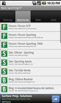 Mais Sporting CP