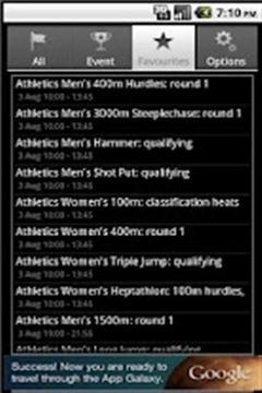 冬季奥运会的日历 Sochi 2014 Calendar