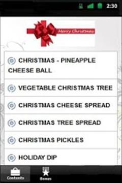 100圣诞食谱