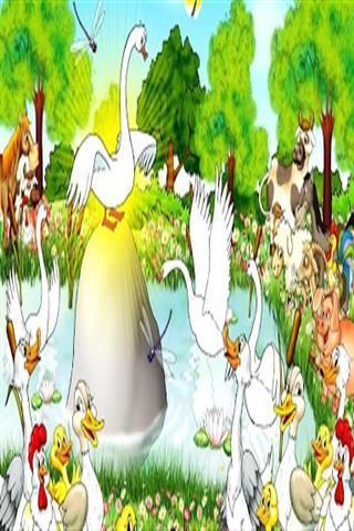 3          丑小鸭故事简介      丑小鸭,一个著名的安徒生童话,从未