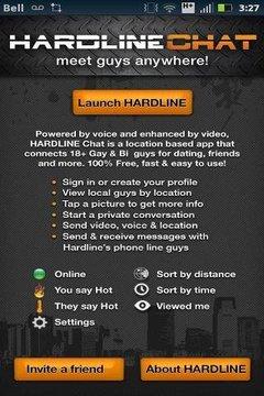 Hardline Chat