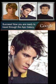 男士发型理念图书