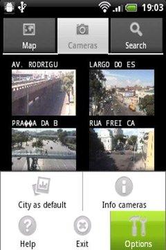 巴西交通相机