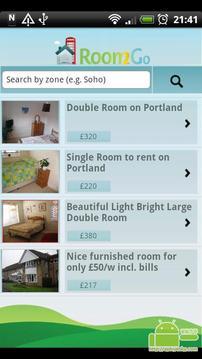 Room2go英国