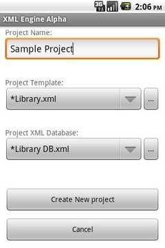 XML Engine Alpha