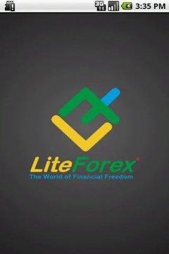 LiteForex Trading Terminal