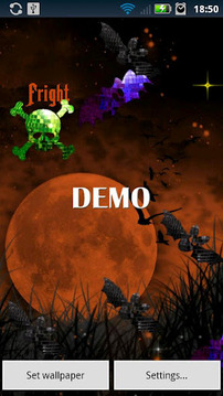 Halloween Sparkle Live DEMO