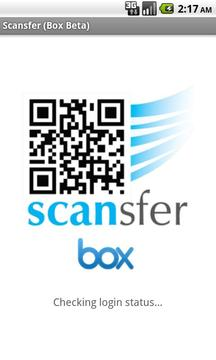 Scansfer Box Client