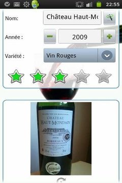 My Wines - wine cellar (free)