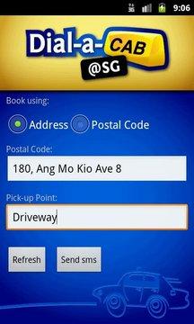 Dial a Cab@SG