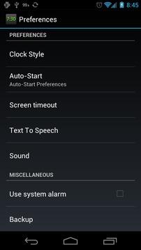 Night Clock (Alarm Clock)