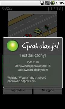 Testy na Prawo Jazdy kat. A
