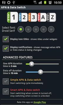 APN & Data Switch Trial