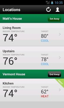 SolarCity Smart Thermostat