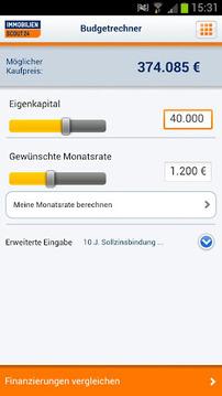 Finanzplaner Baufinanzierung
