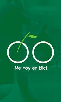 Me voy en bici