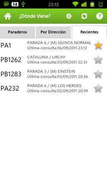 Paraderos.cl