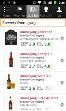 Pintley Beer Recommendations
