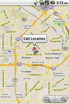 Log Call Location