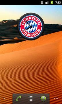 拜仁慕尼黑时钟部件