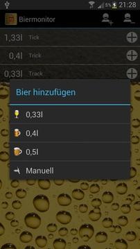 Beermonitor
