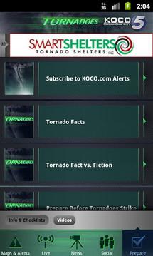 Tornadoes KOCO 5