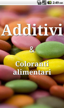 Additivi & Coloranti (FREE)