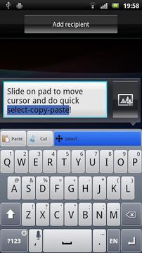 CopyPaste Keyboard