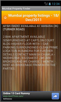 Mumbai Property Finder