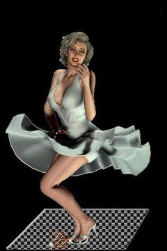 玛丽莲梦露舞