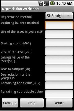 BAIIPLUS Financial Calculator