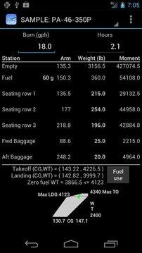 飞机重量和平衡
