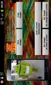 SGS2 BootScreen Changer
