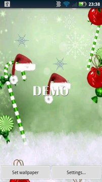Christmas Joy DEMO Live