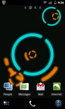 NeonGears Live Wallpaper Basic