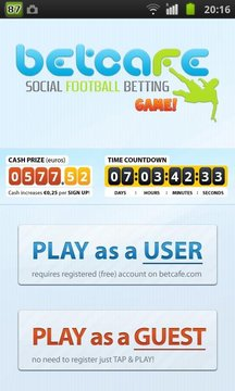 Soccer Betting Game Livescores