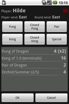 Mahjong Counter