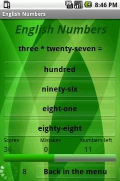 Learn English Numbers Free